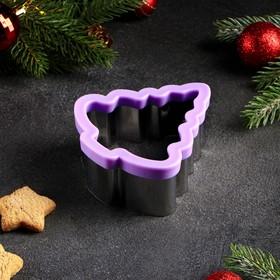 {{photo.Alt || photo.Description || 'Форма для вырезания печенья Доляна «Ёлка», 9,7×5×10,7 см, цвет МИКС'}}