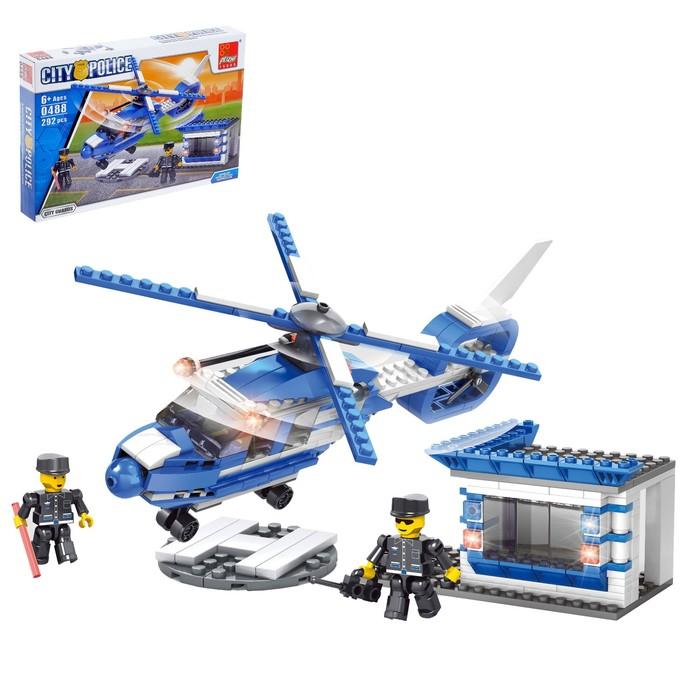 Конструктор «Воздушный патруль», 292 детали