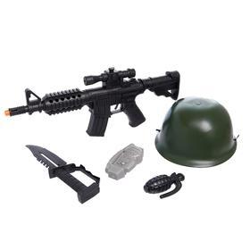 Набор военного «Штурмовик»