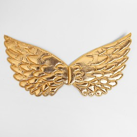 Карнавальные крылья «Ангелочек», для детей, цвет золотой в Донецке