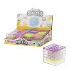 """Puzzle """"Level"""", MIX colors"""