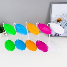 """Лампа настольная """"Манти"""" 3Вт USB МИКС 15х8,5х36 см."""