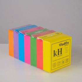 Профессиональный набор VladOx из 7-ми тестов (gH, kH, pH, NO2, NO3, NH3/4, PO4)