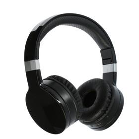 Наушники Gorsun E88A, беспроводные, полноразмерные, микрофон, BT v5.0, 400 мАч, черные