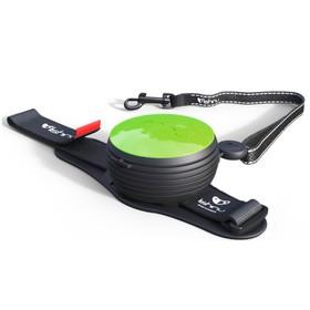 Рулетка-поводок Lishinu 2 Original, для бега, размер S, зеленый