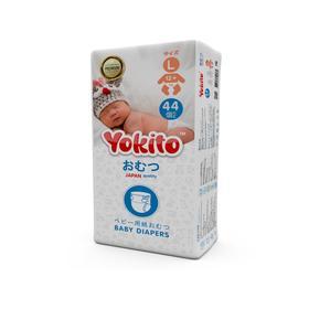 """Подгузники на липучках """"Yokito"""" L, 9-13кг., по японской технологии, 54 шт"""