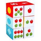 Набор мягких кубиков «Три Кота. Математика» - фото 105533122