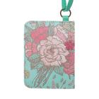 Чехол-кошелёк для карт «Розы Тиффани»