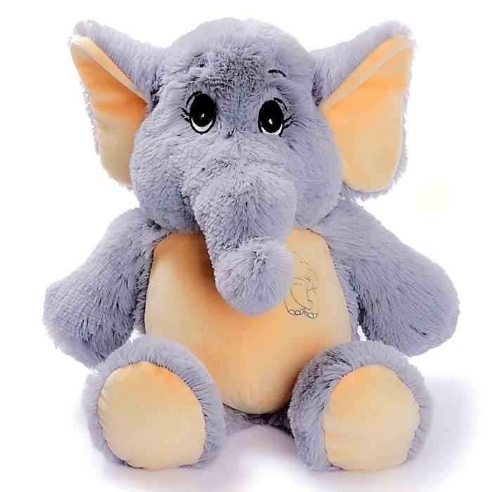 Мягкая игрушка «Слон Ститч», 55 см, цвета МИКС