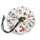 Мини-мешок для хранения игрушек и игровой коврик 2 в 1 Play&Go «Космос»