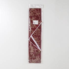 Органайзер для белья «Бордо», 12 ячеек, 32×24×12 см, цвет бордовый - фото 4641047