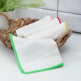 """Салфетка для уборки из бамбука """"Люкс"""""""
