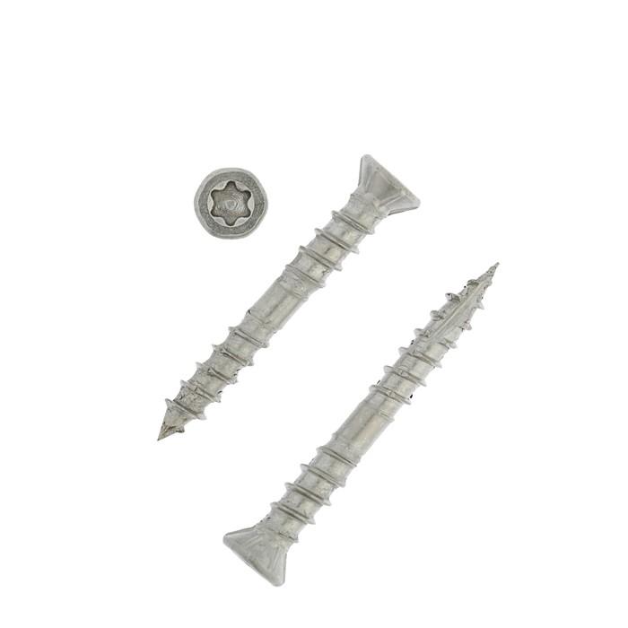 Саморез для террасной доски INFIX, 5 х 40 мм, потайной, Torx25, нерж.сталь