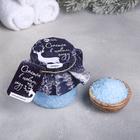 """Соль для ванн """"Счастья в Новом году"""", с ароматом инжира, 300 г"""