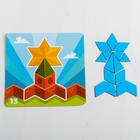 Настольная игра «Танграм по-новому!», головоломка - фото 1005584