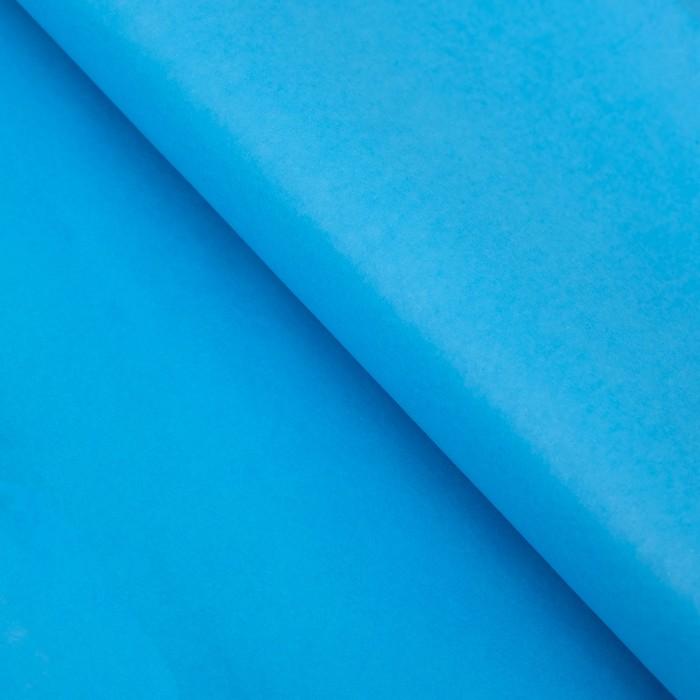 Бумага тишью, цвет бирюзовый