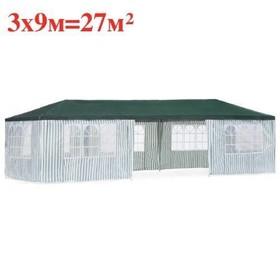 Тент садовый из полиэтилена  1070 9x3x2,5
