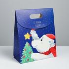 Пакет с клапаном «Волшебных мгновений», 26 × 32 × 12 см