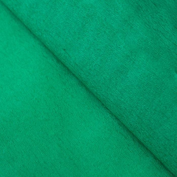 Бумага тишью гофрированная, цвет зелёный