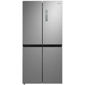 Холодильник Midea MRC518SFNX, класс А+, Side by Side, 540 л, Full No frost, серебристый