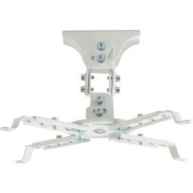 Кронштейн для проектора Kromax PROJECTOR-45, потолочный, поворот-наклон, до 12 кг, белый