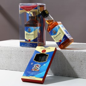 Подарочный набор «Богатства в Новом году»: гель для душа 250 мл, мыло, древесный аромат