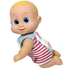 Кукла Bouncin' Babies «Баниэль», ползущая, 16 см