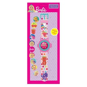 Часы с проектором Barbie