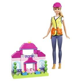 Игровой набор Barbie «Строитель»