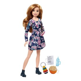 Кукла Barbie «Няня», МИКС