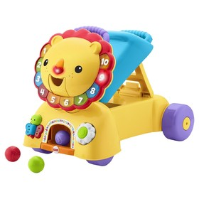 Ходунки Fisher Price «Лев»