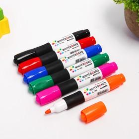 """Набор маркеров """"Цвет"""" 6 шт. 2×12×14 см"""