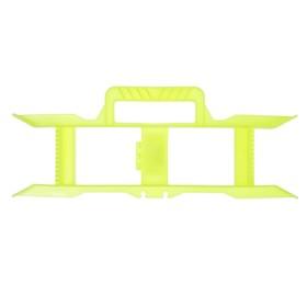 Каркас-рамка V.I.-TOK, для уличных удлинителей, цвет лимонный