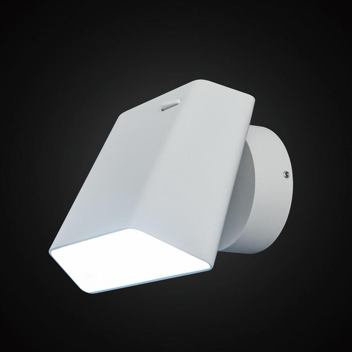 Светильник Норман, 6Вт LED, 480Lm, 4000K, белый