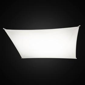 Светильник Сити-Арт, 80Вт LED, 6000Lm, 3000K, хром