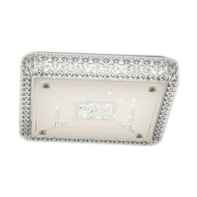Светильник Кристалино, 36Вт LED, 2700Lm, 3000K, белый
