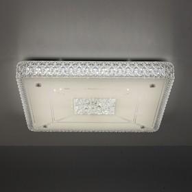 Светильник Кристалино, 72Вт LED, 5400Lm, 3000K, белый