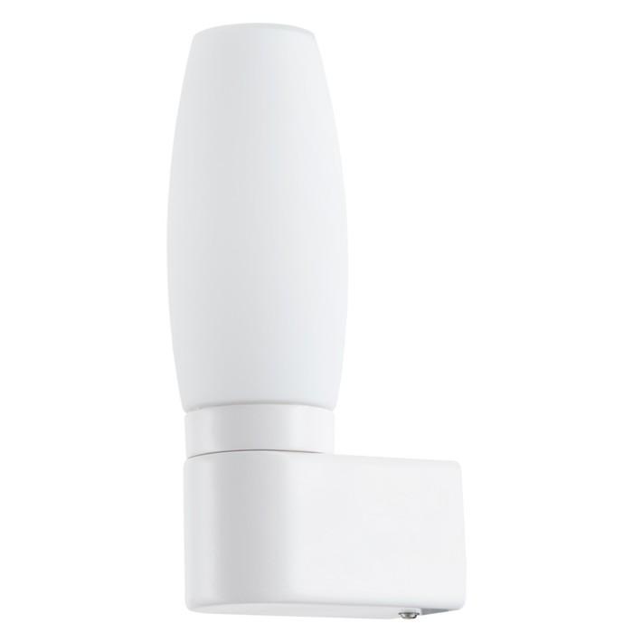 Светильник AQUA, 1x40Вт E14, белый