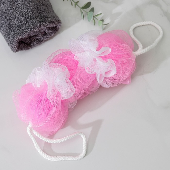 Ball 60 gr. color pink