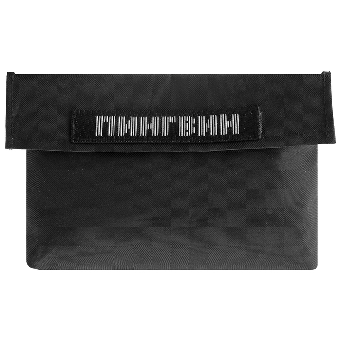 Чехол-сумка для ввёртышей длиной до 20 см, цвет чёрный