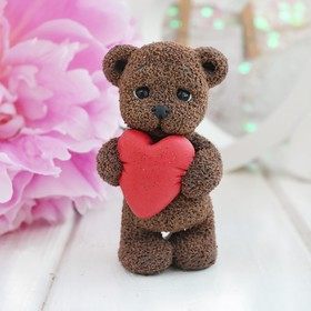 Bear with a big heart 9949