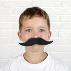 Mustache direct , R-P15*3 cm front wheel drive.black