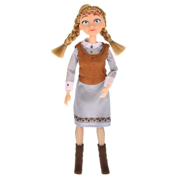 Кукла «Снежная королева. Герда», с платьем, 29 см