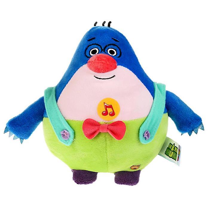 Мягкая игрушка «Крот Валя» 16 см, звуковые функции - фото 105499080