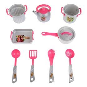 Набор посуды «Сказочный патруль» 10 предметов