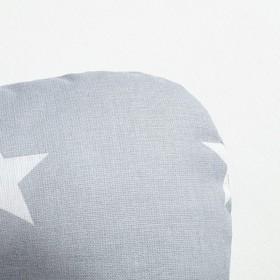 """Подушка 20х25 """"Ассорти"""" анатомическая для новорожденного сер микс, синтепух, бязь шатель"""