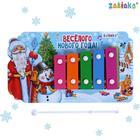Musical toy Glockenspiel SL-02421