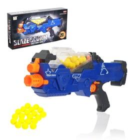 Бластер «Рейн», стреляет мягкими пулями, работает от батареек