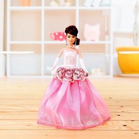 Кукла модель «Кэт» в пышном платье, МИКС
