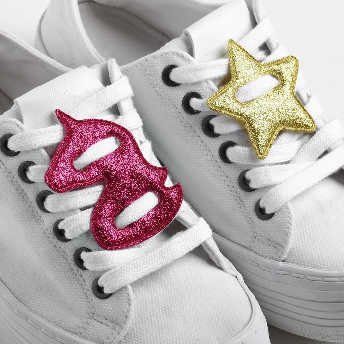 Аксессуары на шнурки «Единорог»